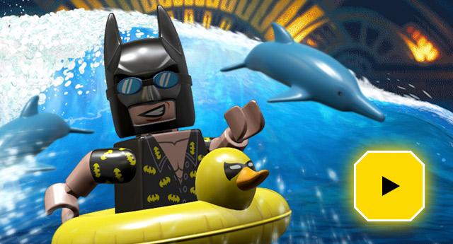 lego batman dolphin rider
