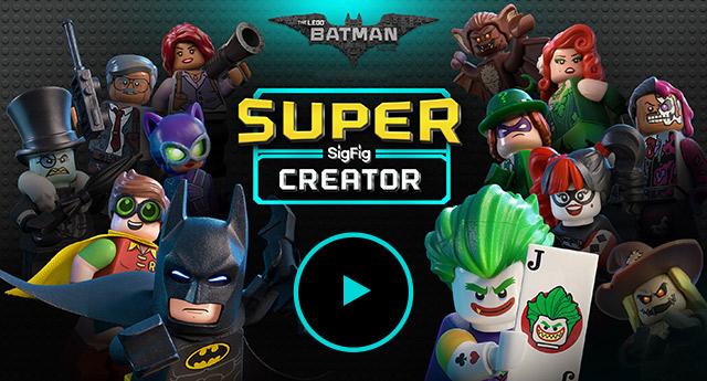 THE LEGO BATMAN MOVIE   Fun & Games